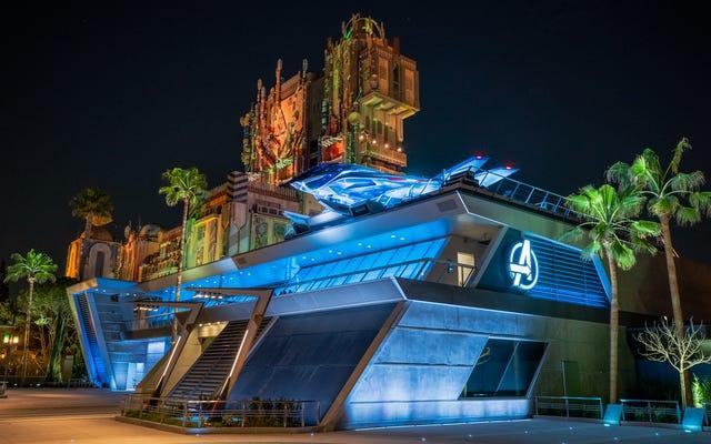 Кампус Marvel's Avengers в Диснейленде наконец откроется 4 июня