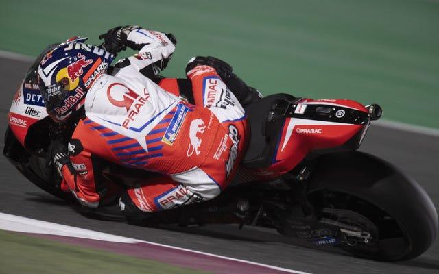 Johann Zarco establece récord de velocidad máxima en MotoGP después de alcanzar 225 MPH