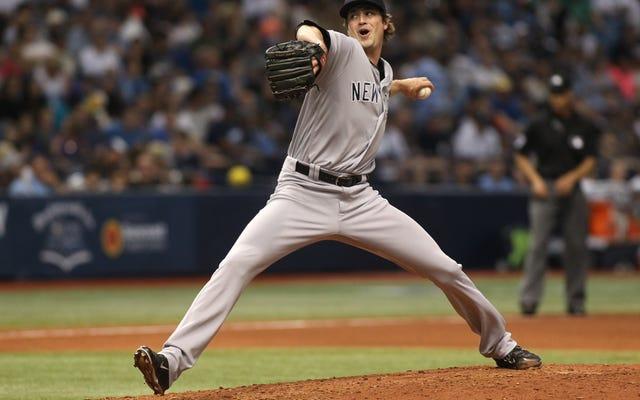ニューヨークの他の野球チームはアンドリューミラーをクリーブランドに送ります