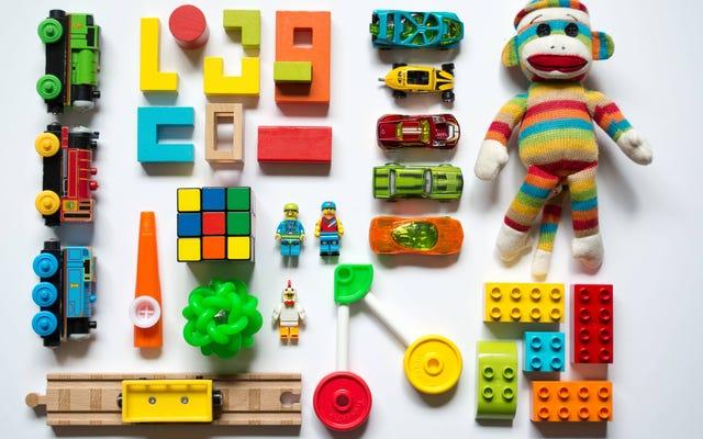 あなたの子供のおもちゃを整理しておくための最良の方法