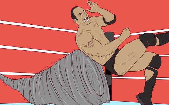 """Tornado dan robot: 9 hal yang harus dilawan Dwayne """"The Rock"""" Johnson selanjutnya"""