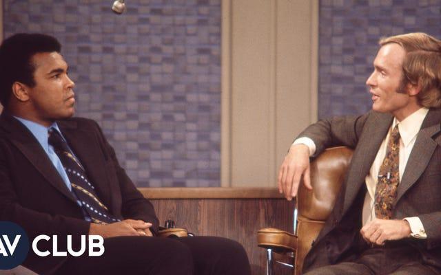 Dick Cavett sobre lo que no sabemos sobre Muhammad Ali