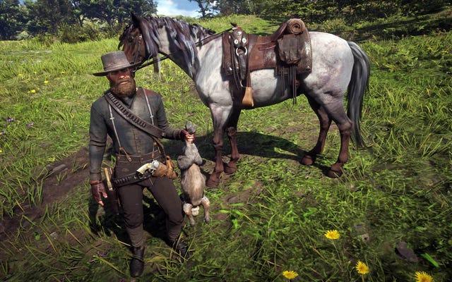 うさぎは私のクソ馬の前でジャンプを止めません