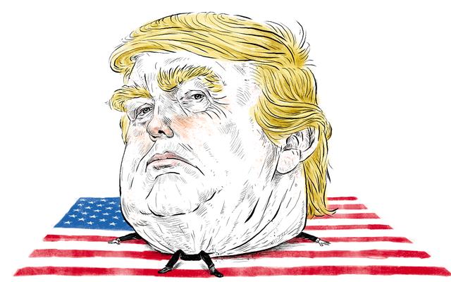 ドナルド・トランプがアメリカ合衆国大統領に選出されました