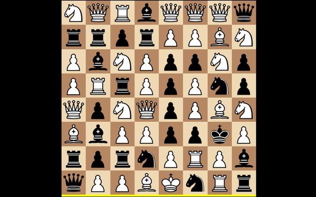 शतरंज के नियम, आठ अलग-अलग तरीके