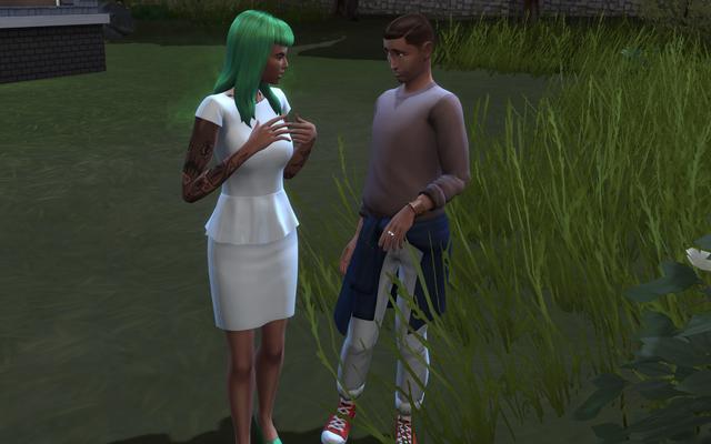 Oh no, i miei Sims non smetteranno di fare sesso