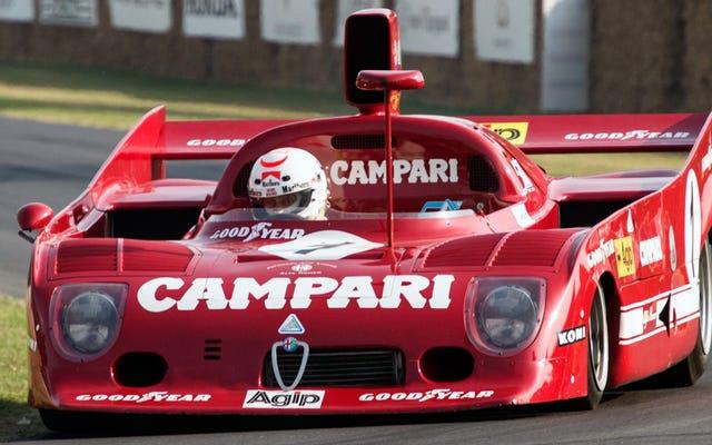 Informe: Alfa Romeo podría presentar el prototipo con mejor sonido en las carreras de autos deportivos estadounidenses