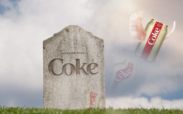 Rêves pétillants: pas de Coca ni de Pepsi sans caféine cette saison des fêtes