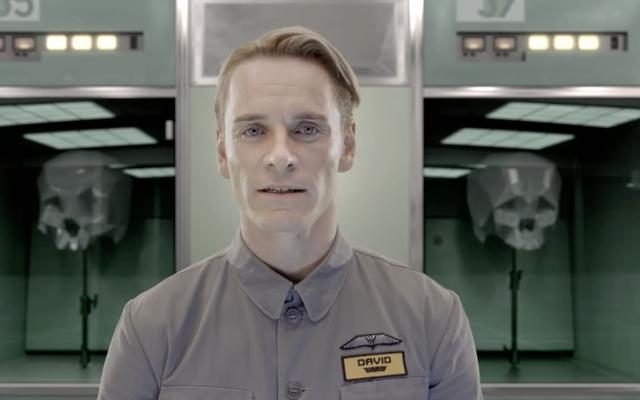 次のエイリアン映画のためのリドリー・スコットの計画はすべて人工知能に関するものです