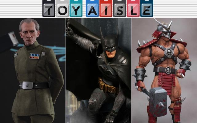 バットマンの初登場、そして今週の最高のおもちゃの多くの非常にクールなテイク