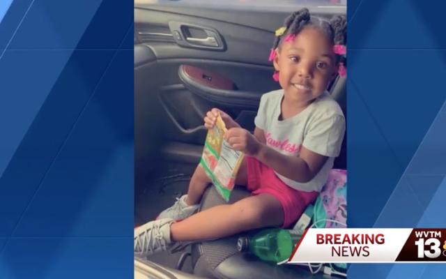 監視ビデオは、3歳のカミーユ「カップケーキ」マッキニーの1週間の失踪の新しい手がかりをキャプチャします