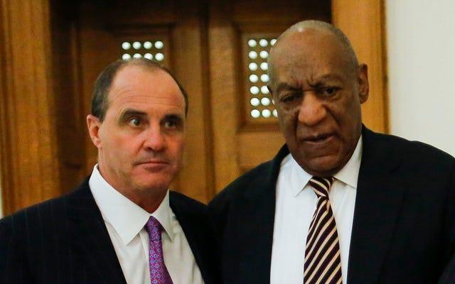 Cosby avukat, tartışmaları kapatmak için tecavüz kültürünün en büyük hitlerini oynuyor