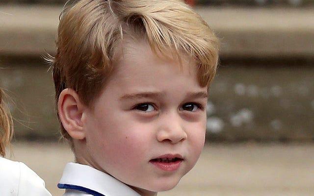 Joyeux anniversaire au Petit Prince, qui a maintenant 6 ans