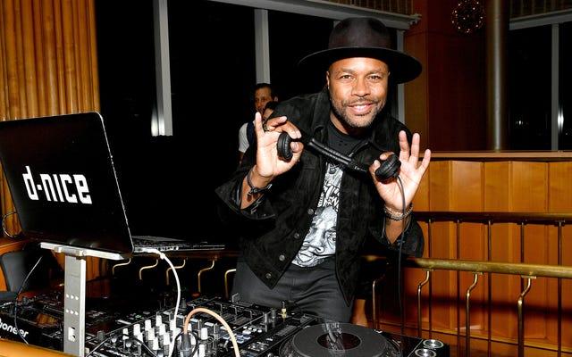 DJD-Niceが24時間セットと新しい音楽で1年間のクラブ検疫を祝う