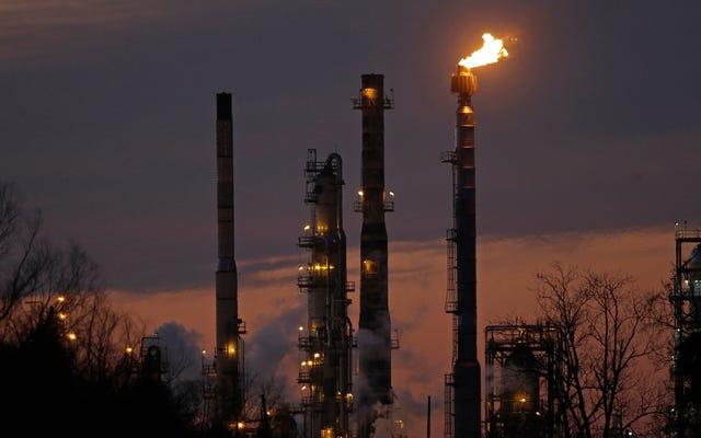 Exxon, 2019'un Uğursuz CO2 Dönüm Noktasını 1982'de Tahmin Etti