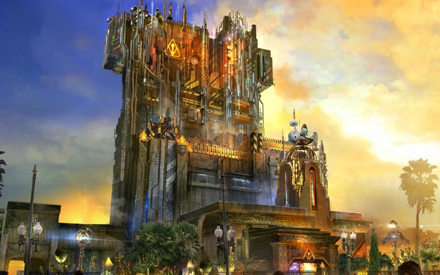 ディズニーはカリフォルニアに来るアベンジャーズキャンパステーマパークの詳細