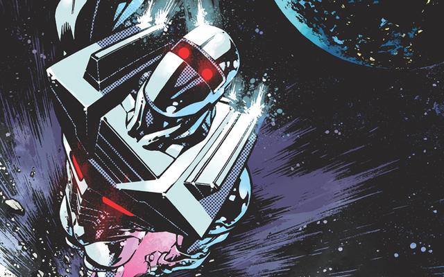 ROM Uzay Şövalyesi Çizgi Romanlara Dönüyor!