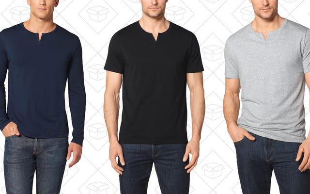 トミージョンのモロッコのTシャツであなたの基本を多様化する