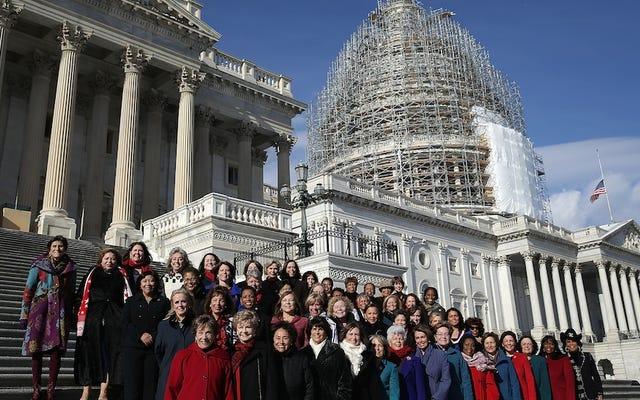 多くのアメリカ人は、二重基準がまだ女性を抑制していると言います