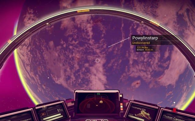 ยังไม่ชัดเจนว่าทำไมผู้เล่นถึงมองไม่เห็นกันใน No Man's Sky