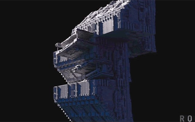 ชม FX Wizards สร้างส่วนที่ดีที่สุดของ Valerian: The Movie's Elaborate Spaceships