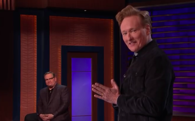 Conan, enerjinin iki katı kadar yarım saat daha kısa dönüyor