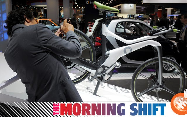 Francia le dará casi $ 3,000 por una bicicleta eléctrica con una captura estúpida