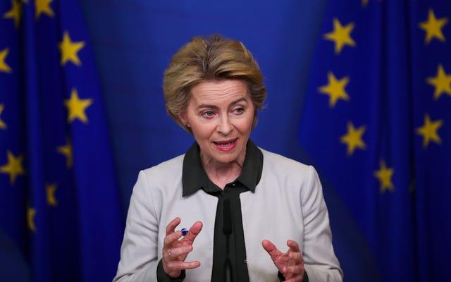 EUはちょうど新しいグリーンディールを展開しました