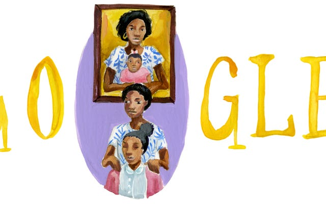 """""""Una volta ottenuto, restituiscilo"""": Georgia Teen rende omaggio alla mamma con il doodle di Google vincitore"""