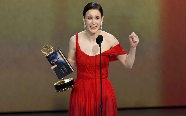 La meravigliosa signora Maisel è stata la scelta facile per un Emmy Sweep