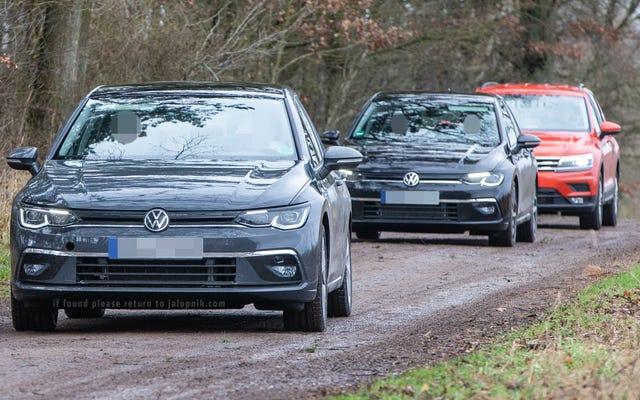 Volkswagen Golf MK8 2020: to wszystko