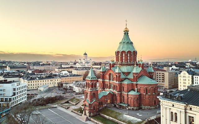 フィンランドに引っ越したばかりの場合はどうなりますか