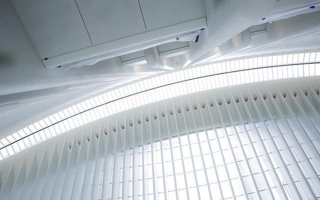 この360度のビデオでこれまでに建設された中で最も高価な駅の内部を見てください