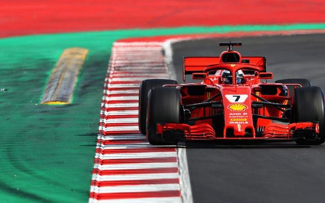 フェラーリF1チームが拒否権シリーズのルールに力を持っている理由