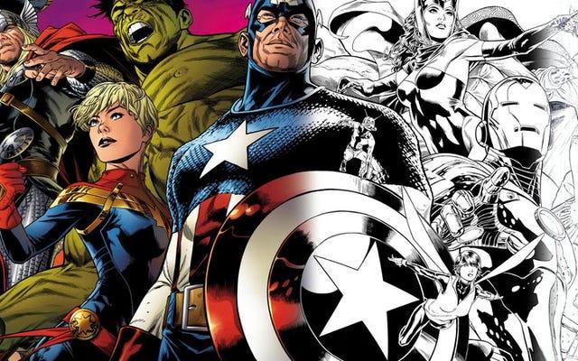 スーパーヒーローはマーベルとDCからの主要な発表でC2E2を支配します