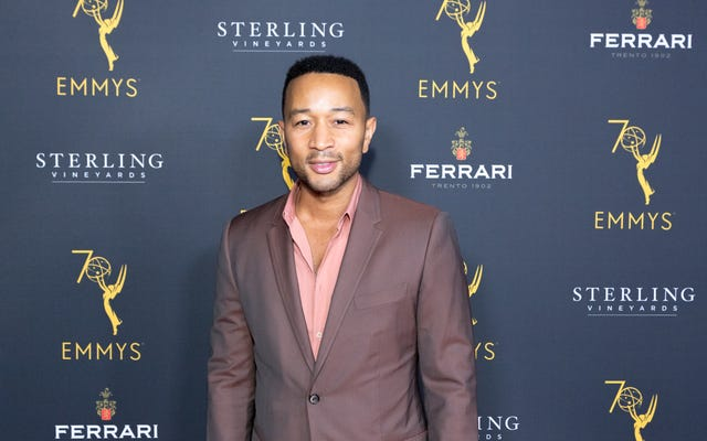 'A Grave Threat to Public Safety': John Legend Menyebut Chicago Police Union dalam Op-Ed