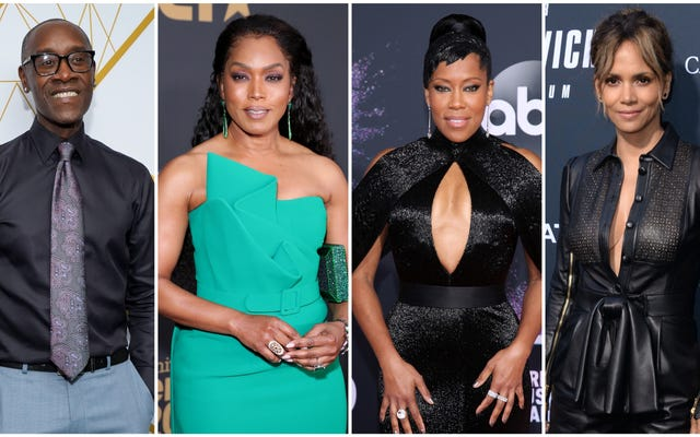 Oscars 2021 : Don Cheadle, Angela Bassett, Regina King, Halle Berry Between Award Presenters
