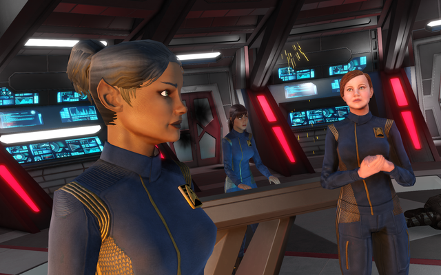 Droga do odkryć w Star Trek Online marnuje część swojego wielkiego potencjału