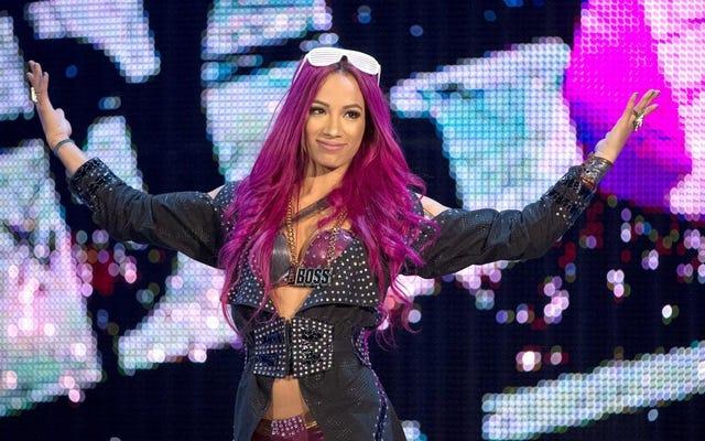 Sasha Banks und Luke Harper sind ein Symbol für das Missmanagement von WWE-Talenten