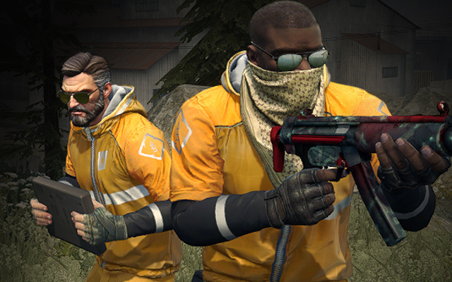 Battle Royale de Counter-Strike est petit, rapide et déroutant