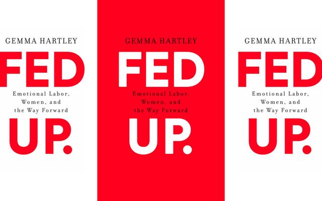 Dalam Gemma Hartley yang Muak, Kerja Emosional Adalah Segalanya dan Tidak Ada