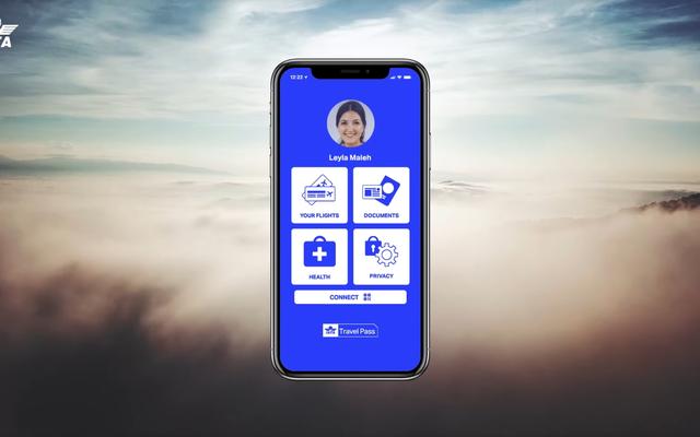 เร็ว ๆ นี้คุณจะสามารถใช้แอป Covid-19 Digital Travel Pass เพื่อบินได้