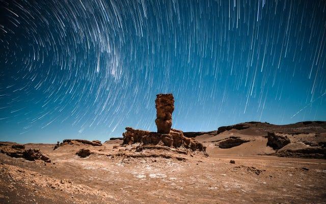 アタカマ砂漠のこれらの写真は、あなたが別の惑星にいるように感じさせます
