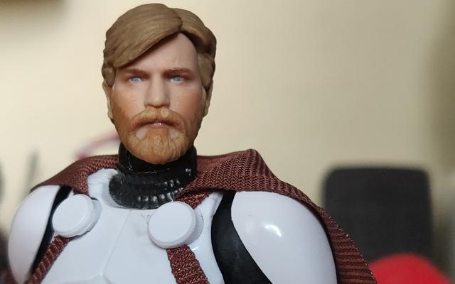 Hiç Bir Şey Yok, İşte Tatlı Yeni Ewan McGregor Obi-Wan Kenobi Figürünün Bazı Resimleri