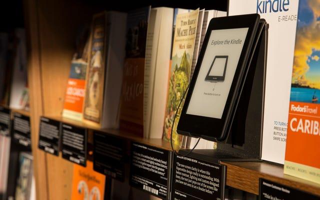人々がやることを必死に探し求めているため、電子書籍の売り上げが伸びている
