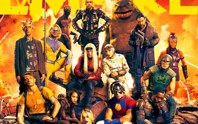 รูปลักษณ์ล่าสุดของเราที่ The Suicide Squad คือ 'แท็กตัวเอง' ที่แท้จริงของ DC Misfits