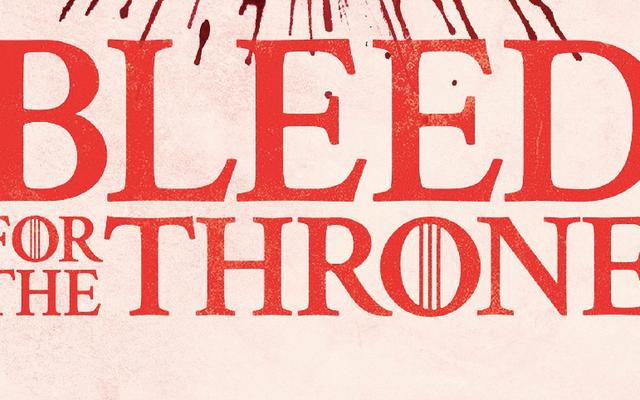 Game of Thrones célèbre la mort dans un PSA Bizarre Blood Drive