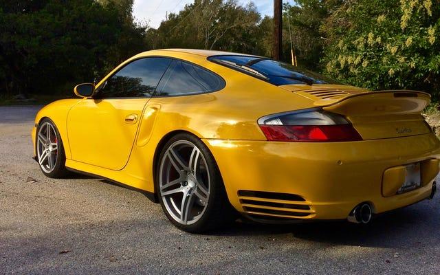 นี่คือวิธีการเป็นเจ้าของ 996 Porsche 911 Turbo ที่คุณต้องการจริงๆ