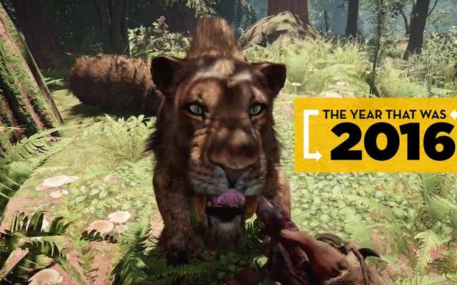 私は2016年にこれらの269のビデオゲームを開始し、全体が好きでした
