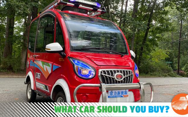 J'ai besoin d'une voiture électrique amusante, mais elle doit être bon marché! Qu'est-ce que je devrais acheter?